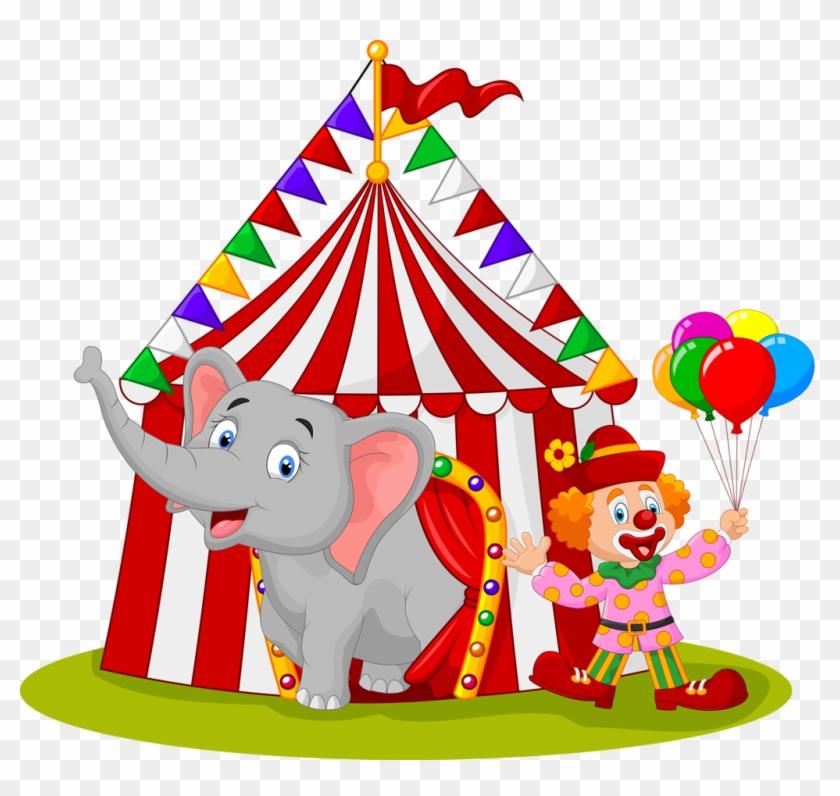 Circus Cartoon Png.