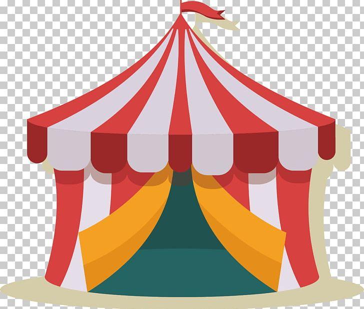 Circus Digital Art Habxeda Una Vez Un Circo Illustration PNG.