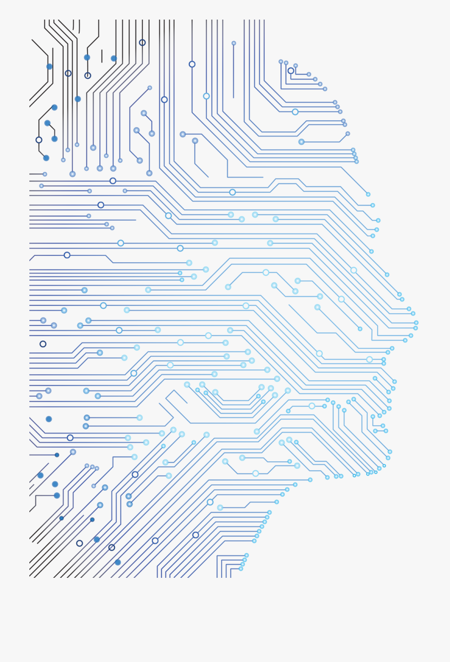 Circuit Board Vector Png Abstract.