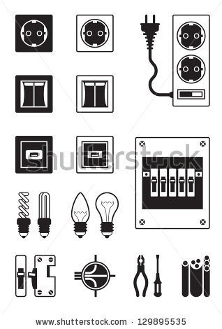 Circuit Breaker Stock Images, Royalty.