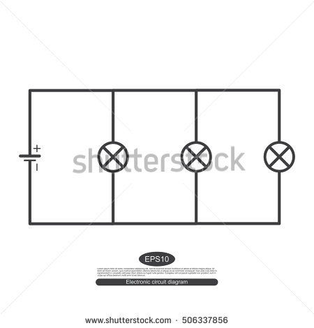 Circuit Diagram Symbols Stock Images, Royalty.