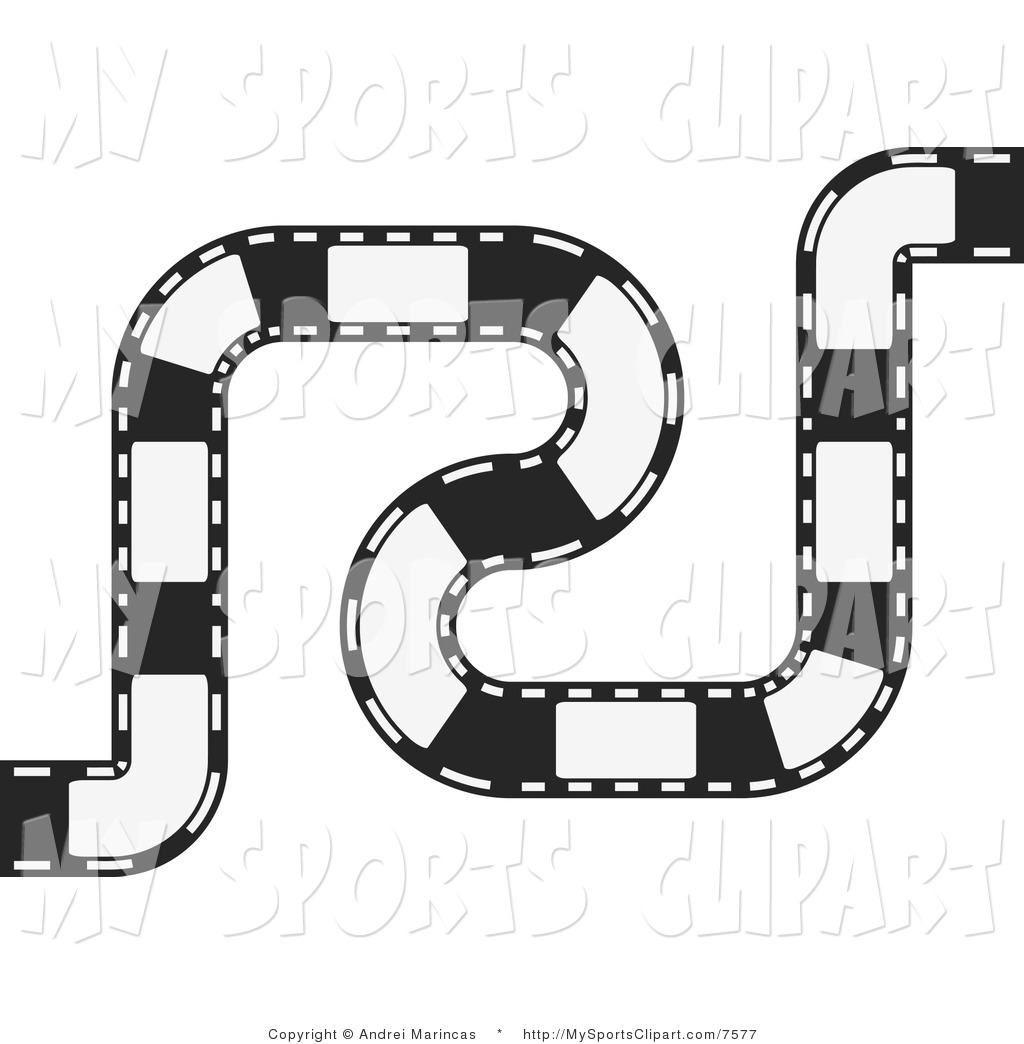 Royalty Free Track Stock Sports Designs.