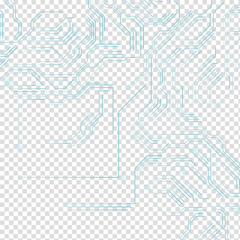 Blue lines illustration, White Drawing Pattern, blue.