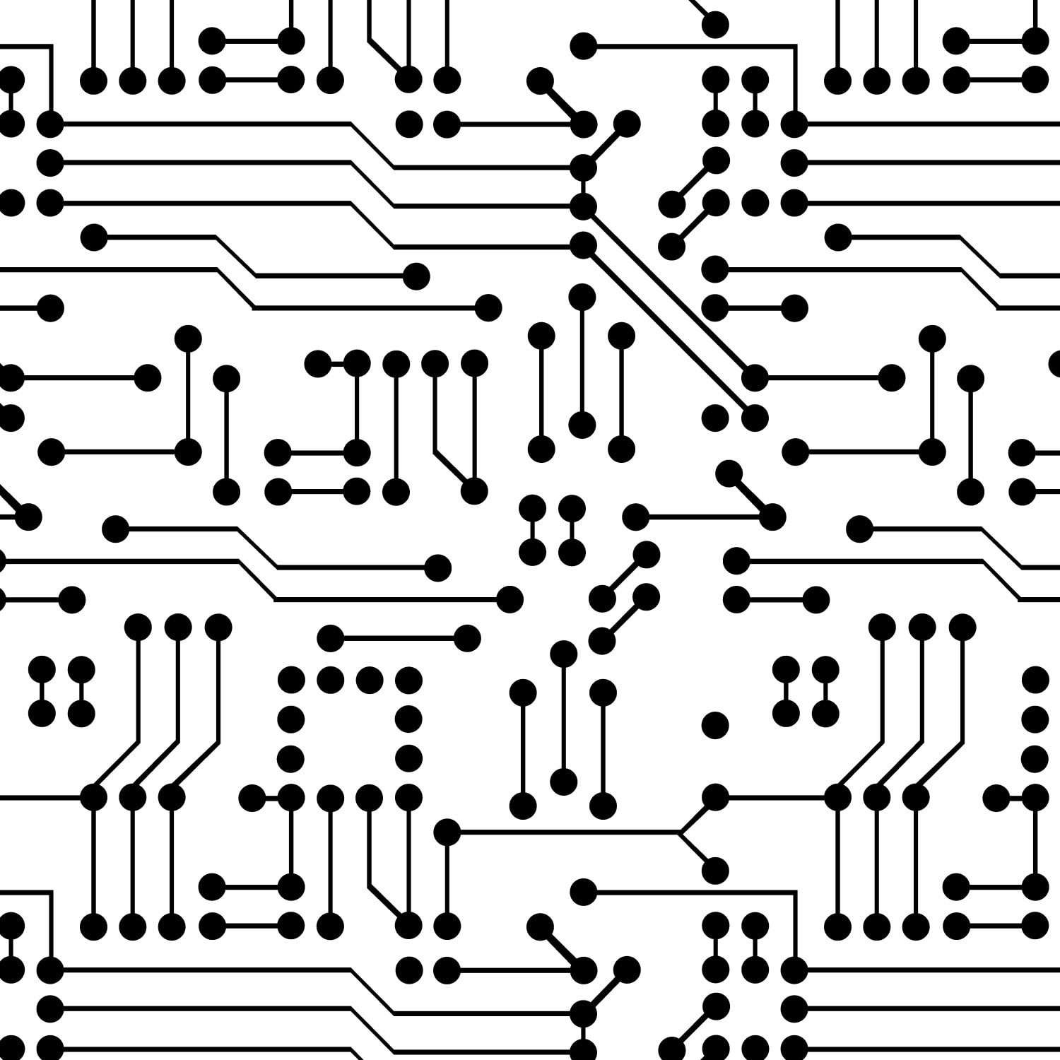 Circuit Board 26 Pattern.