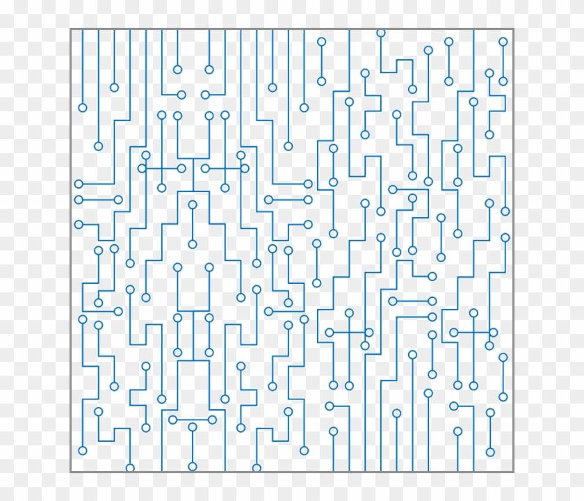 Circuit Board Pattern4.