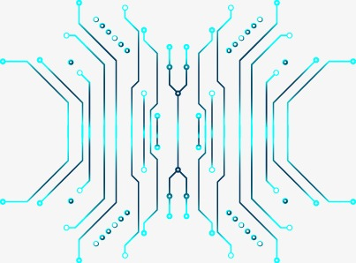Circuit Board Vector, Circuit Board, Electronic, Pattern PNG and.