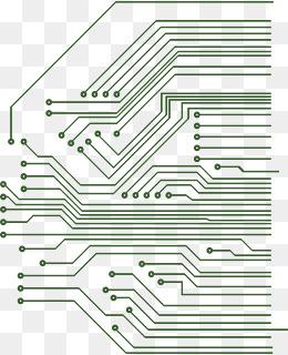 Circuit Board Png, Vectors, PSD, And Cli #121656.
