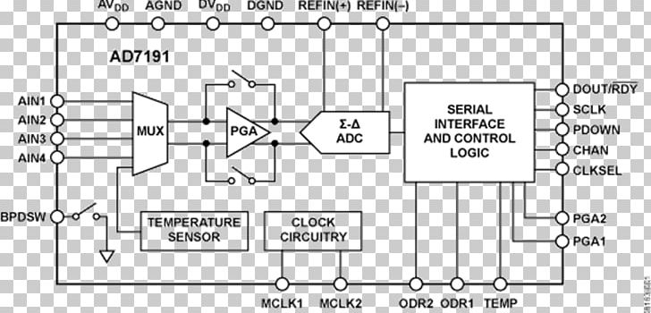 Integrated Circuits & Chips Electronic Circuit Datasheet.