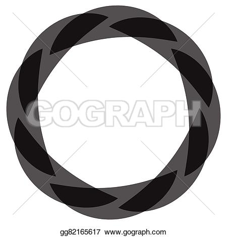 Circular forms clipart - Clipground