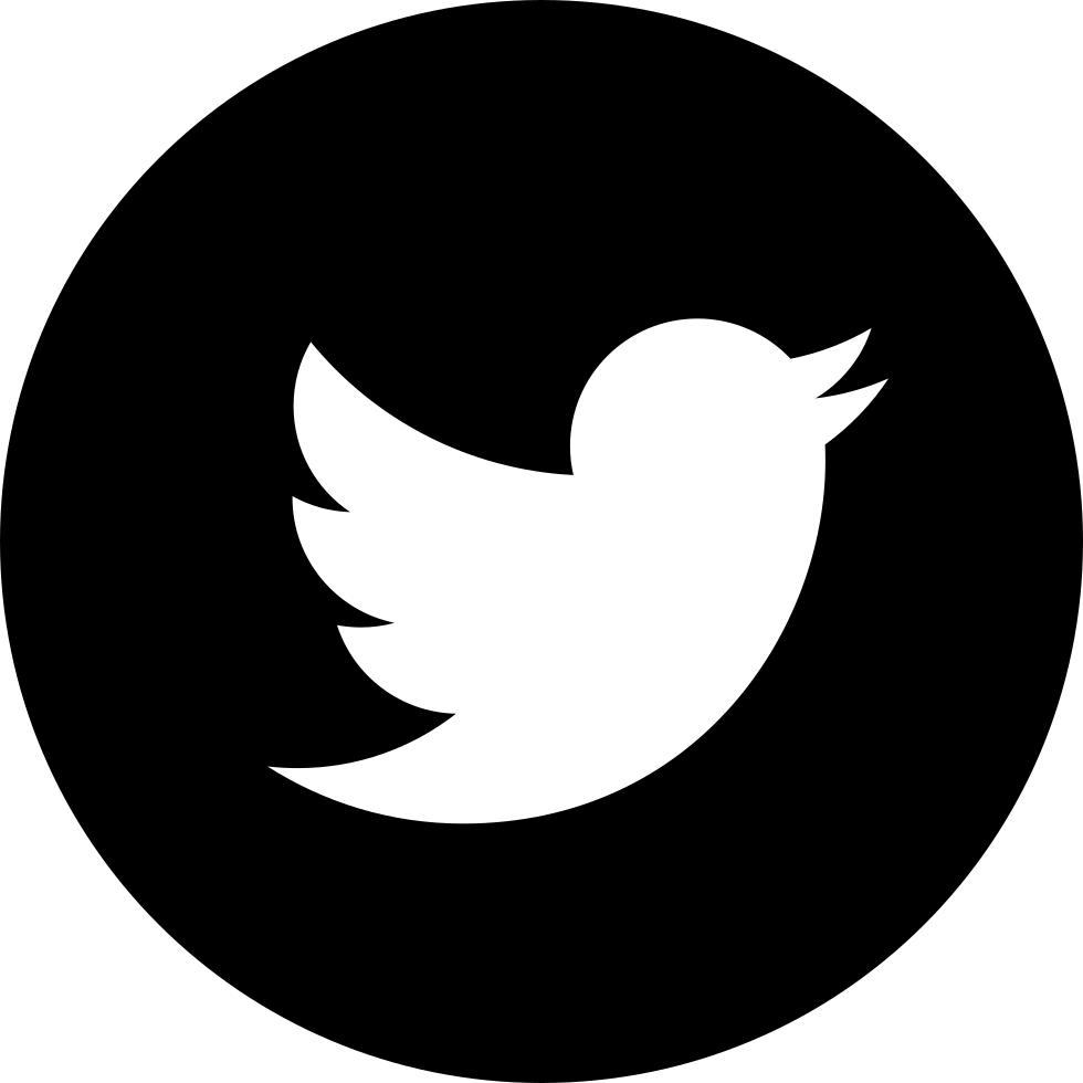 Twitter Circular Logo Svg Png Icon Free Download (#44596.