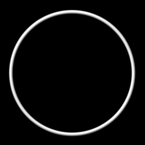 Create Circular Logo and Tranparent Glass!!.