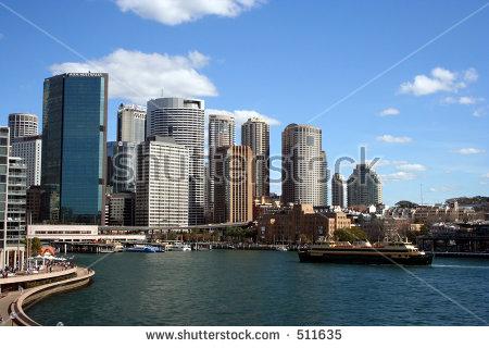 Circular Quay Sydney Stock Photos, Royalty.