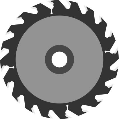 Circular saw clipart