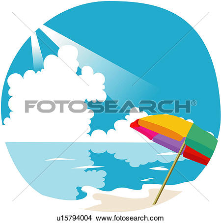 Clipart of climate, circulation, changing, weather, scenic.