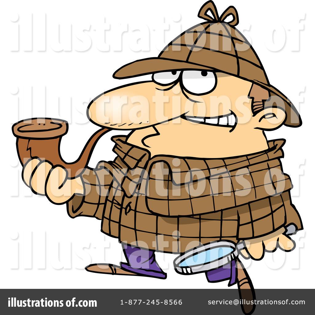 Detective Clipart #1047806.