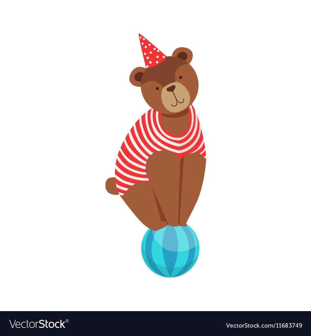 Circus bear clipart 3 » Clipart Portal.