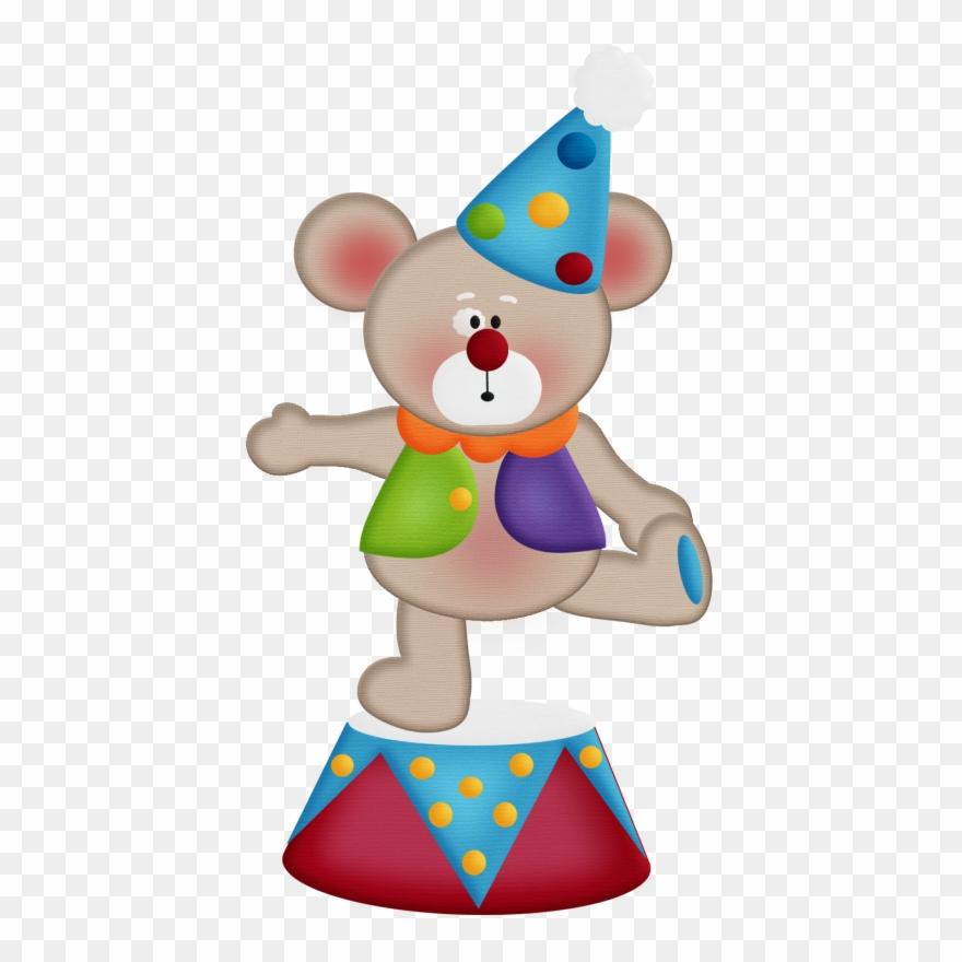 Aw Circus Bear 1.