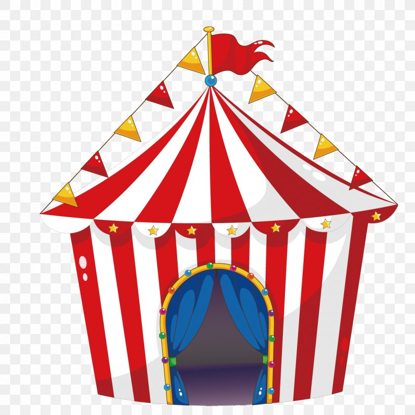 Tent Circus Carnival Illustration, PNG, 1200x1200px, Tent.