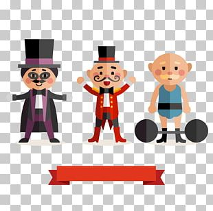 Circus Characters PNG Images, Circus Characters Clipart Free Download.