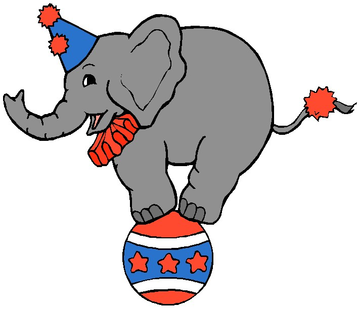 Free Circus Clipart Pictures.