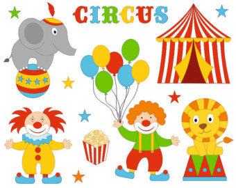 Circus Clip Art Free Download.