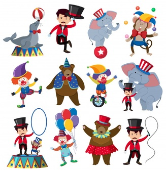 Circus Clipart Free (87+ images in Collection) Page 1.