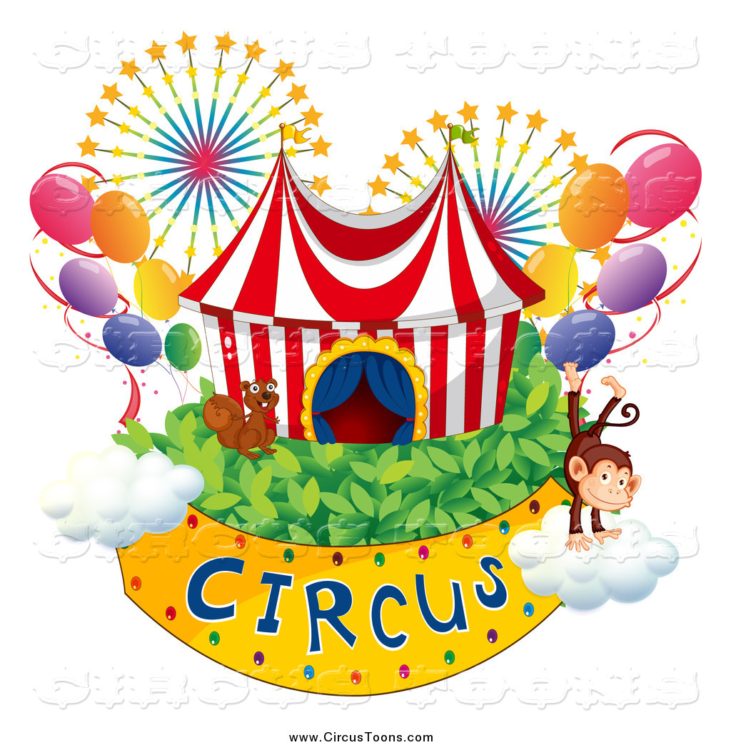 Free Circus Clipart 18.