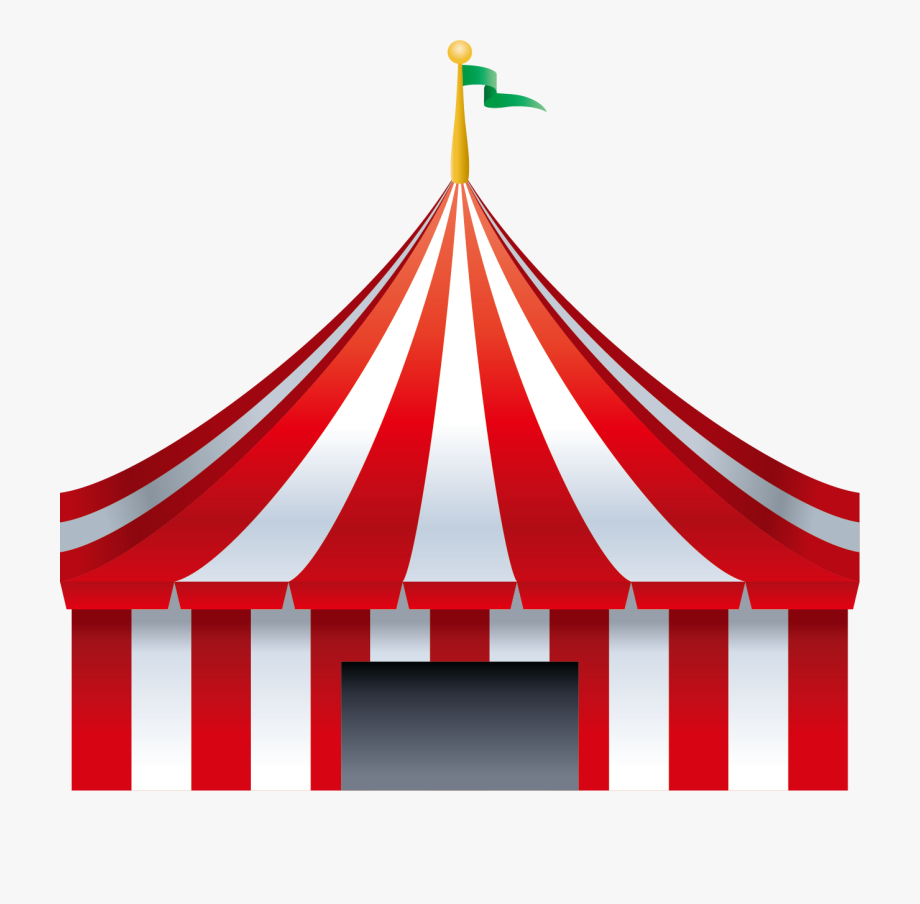 Vector Flags Circus.