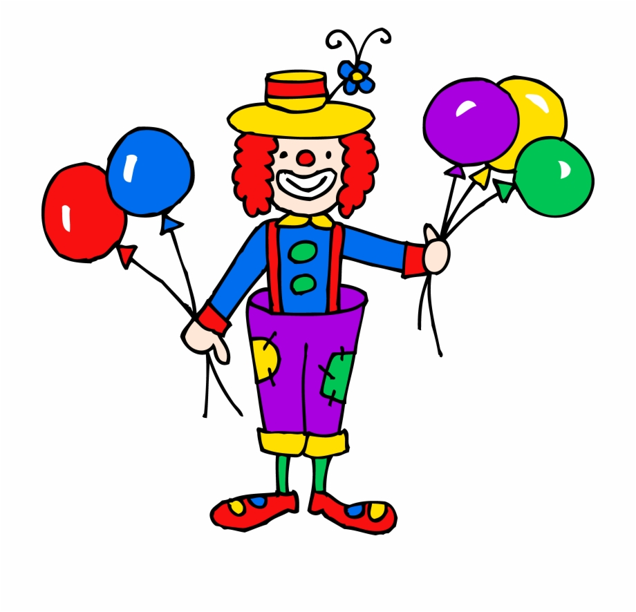 Png Royalty Free Library Circus Clown.