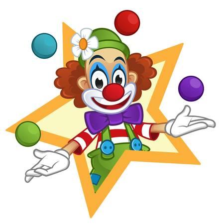 18,106 Circus Clown Cliparts, Stock Vector And Royalty Free Circus.