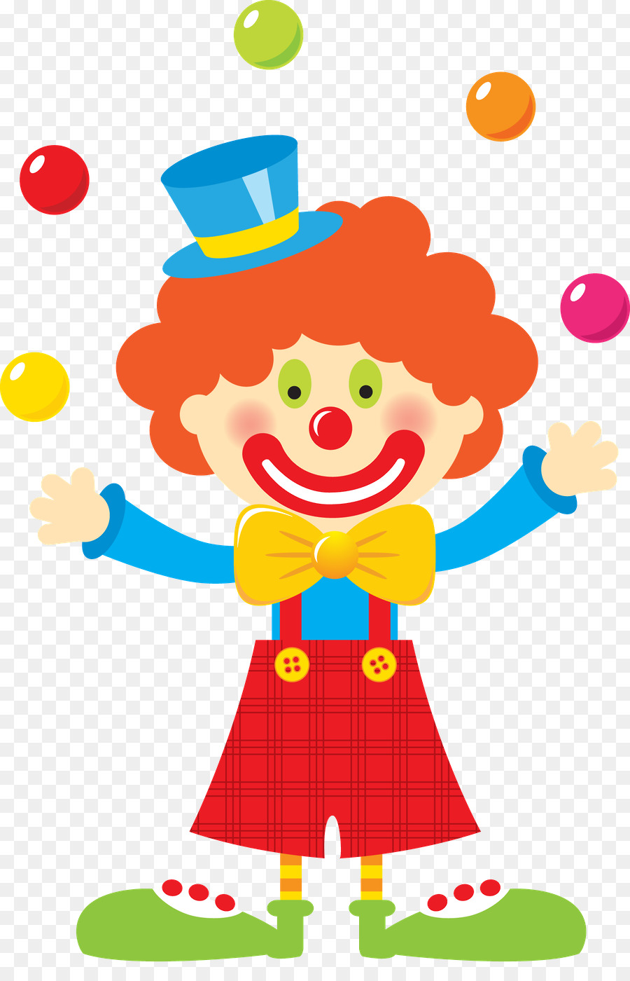 Circus Baby clipart.