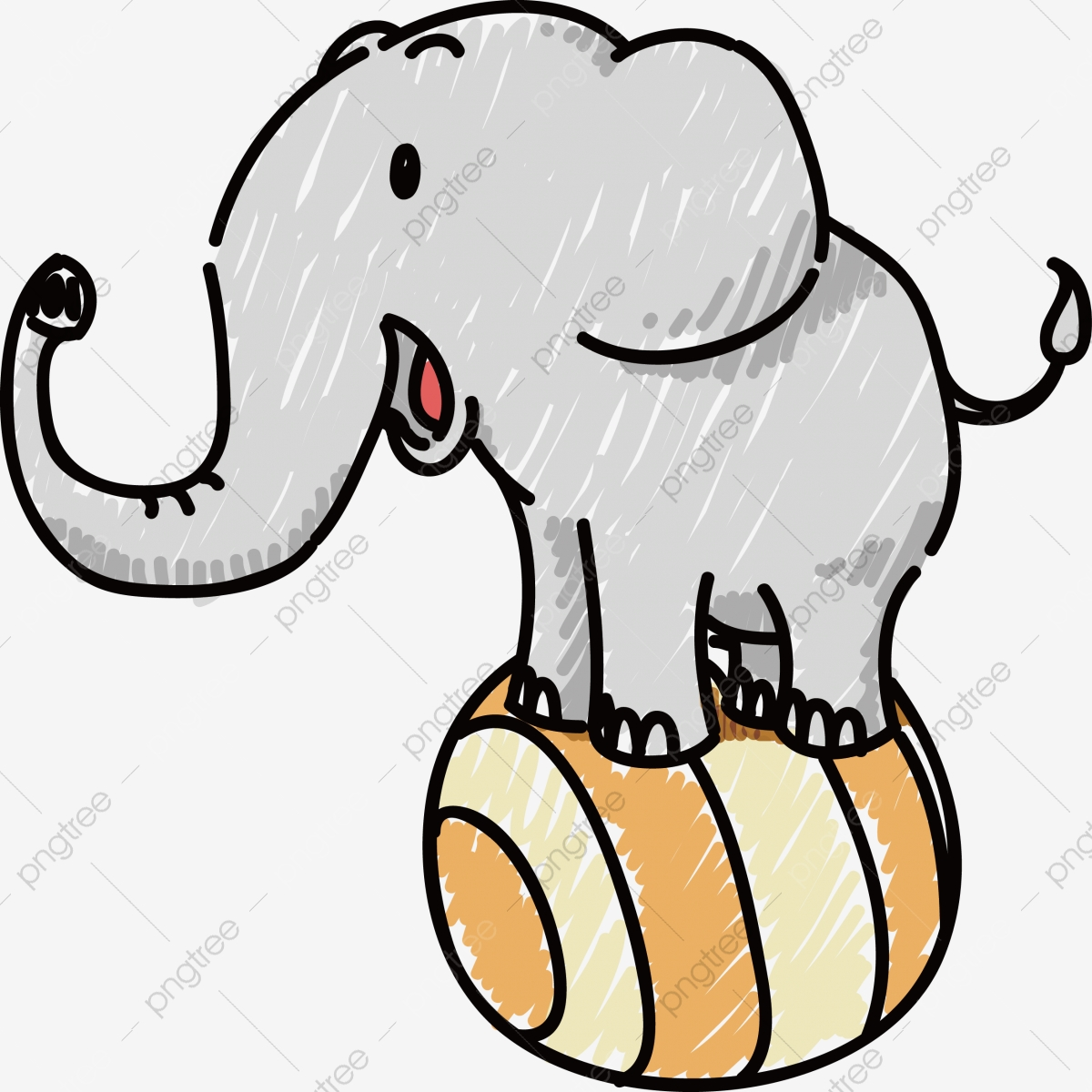 Circus Elephant, Elephant Vector, Elephant Clipart, Elephant PNG and.