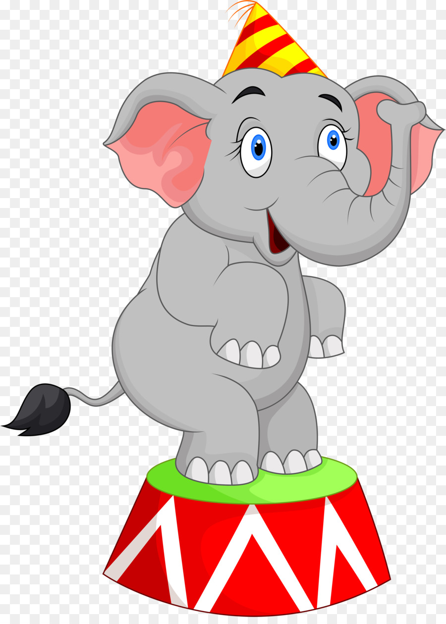 Indian Elephant png download.
