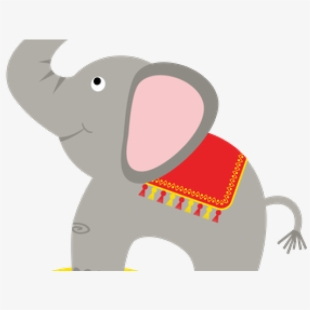 Circus Clipart Circus Elephant.