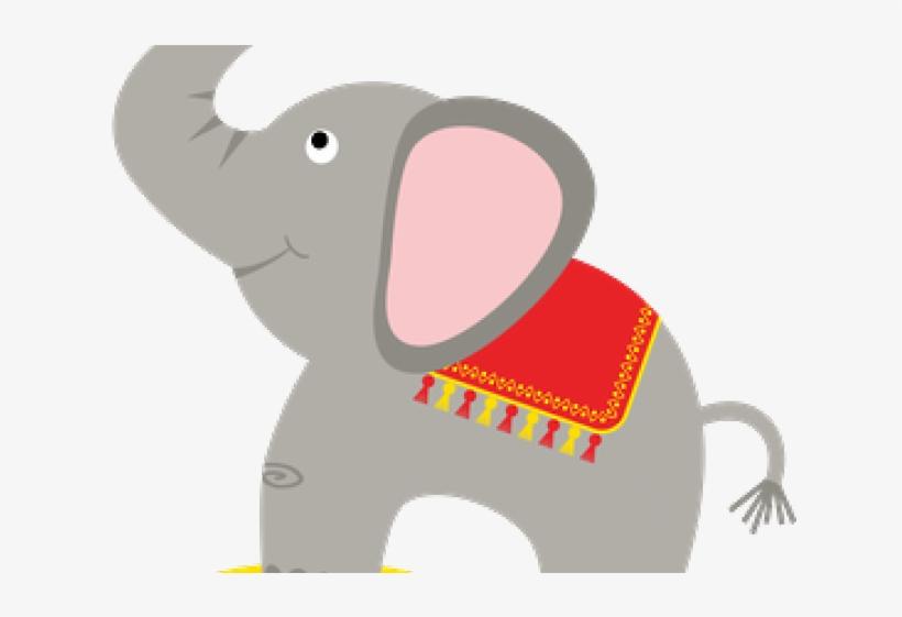 Carneval Clipart Circus Elephant.