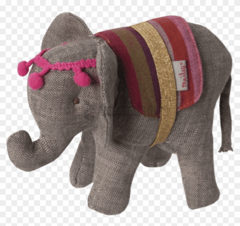 Free Png Maileg Elephant For Circus Play Set Png Image.