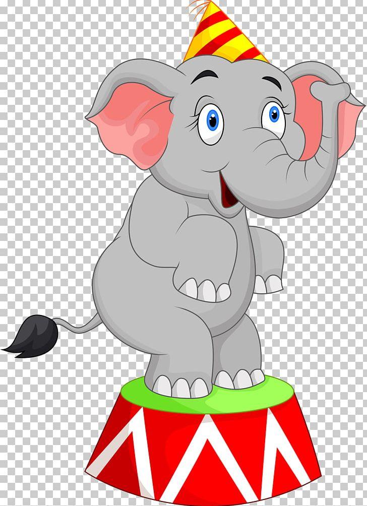 Circus Elephant PNG, Clipart, Acrobatics, Animal Figure, Artwork.