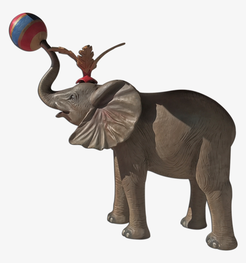 Circus Elephant Png Svg Black And White Download.