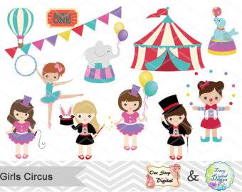 Circus clip art.