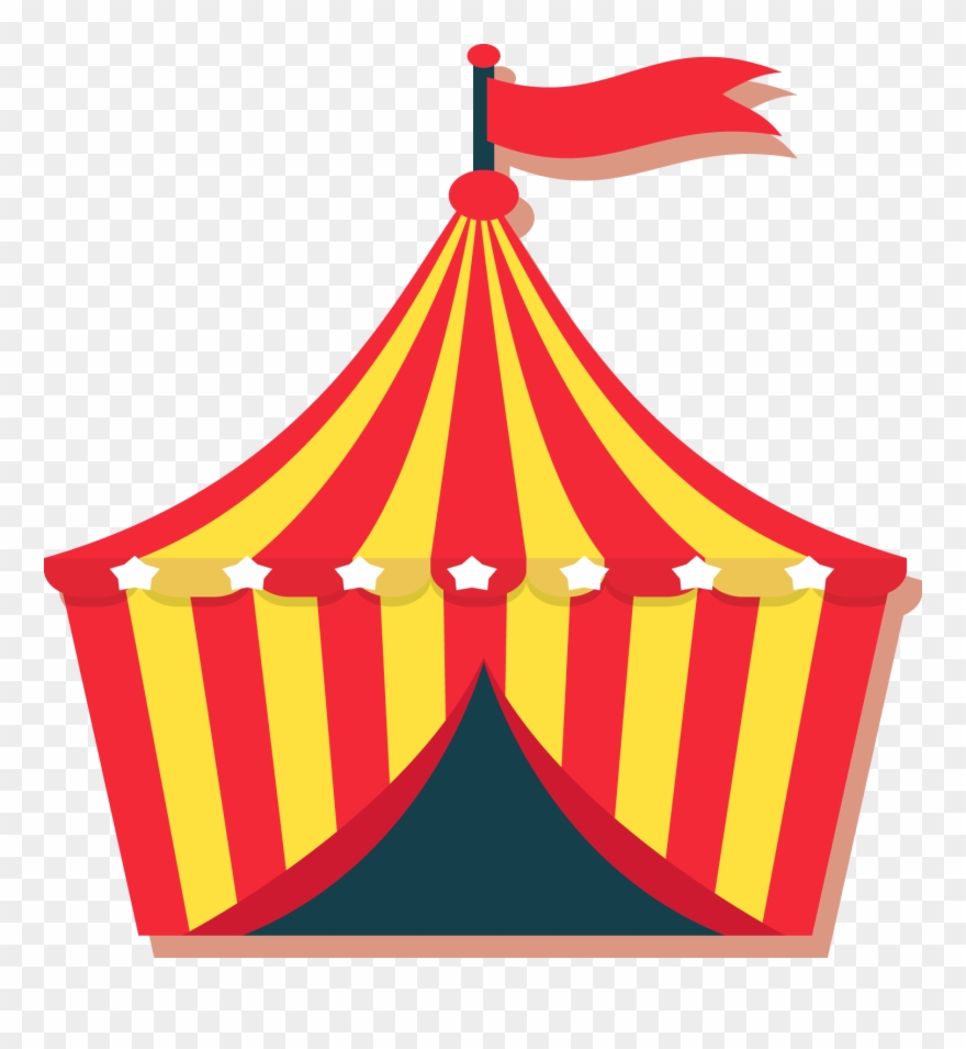 Cone Clipart Circus.