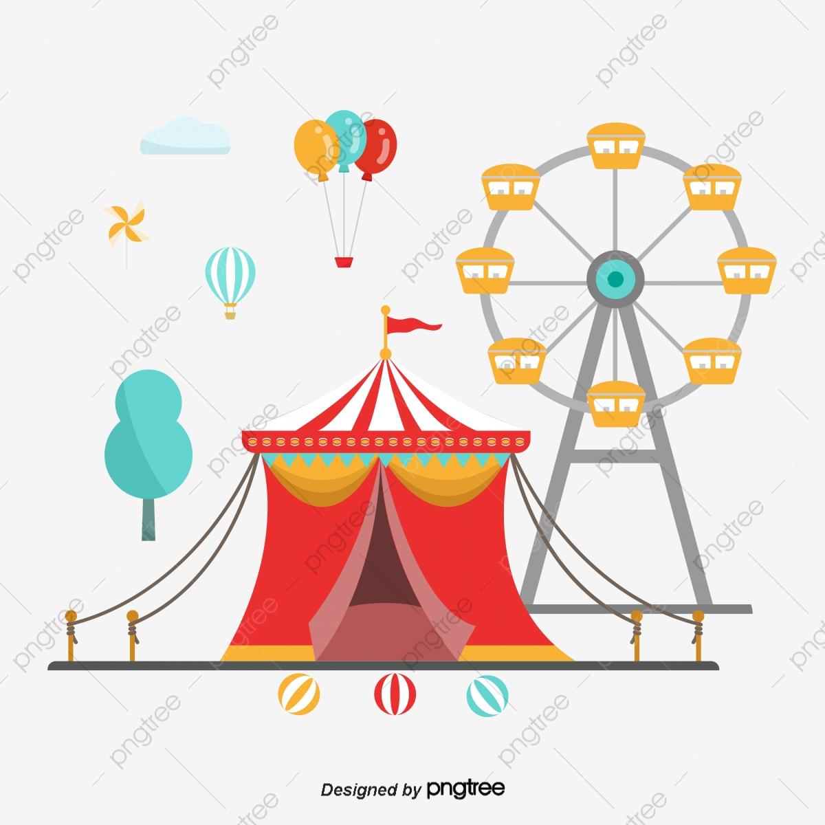 Circus Label, Circus Clipart, Label Clipart, Circus PNG Transparent.