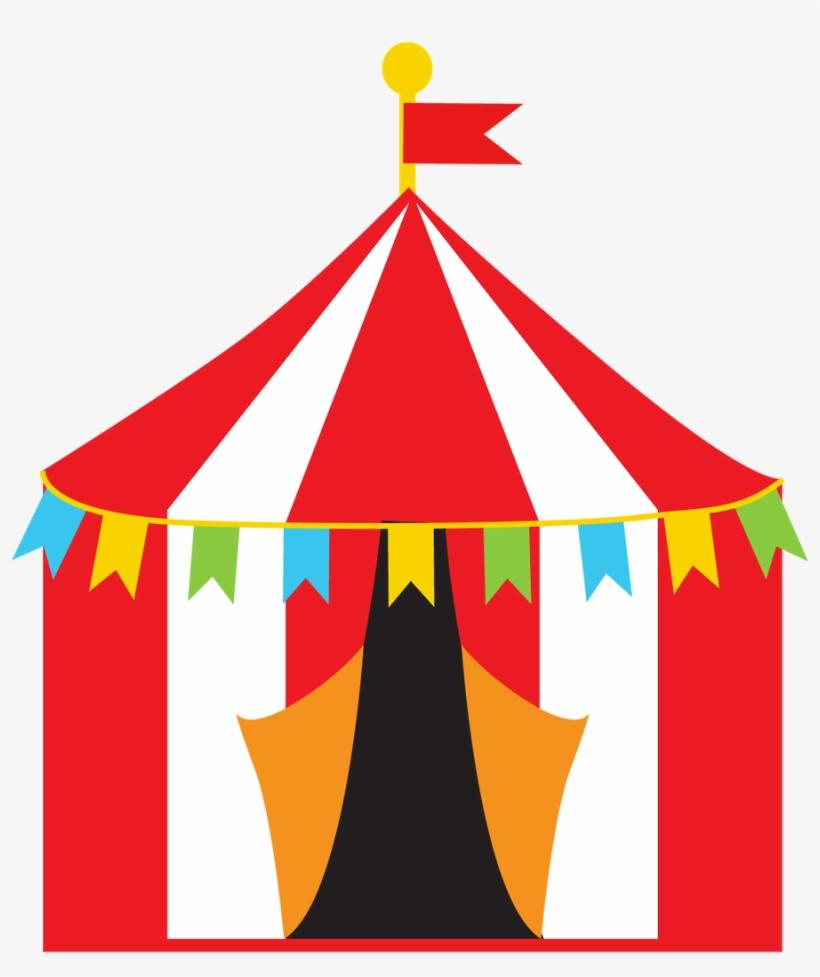 Clipart Banner Circus.