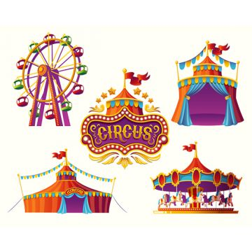 Circus Png, Vector, PSD, and Clipart With Transparent Background for.