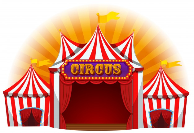 Circus Vectors, Photos and PSD files.