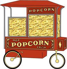 61 Best Popcorn clipart images.
