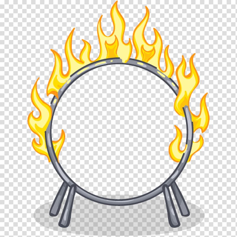 Ring of Fire Circus Drawing , Circus transparent background.