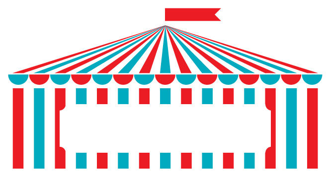 4675 Circus free clipart.