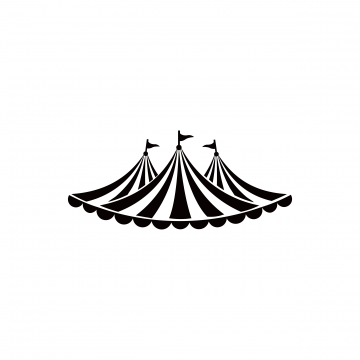 Circus Tent PNG Images.