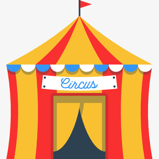 Circus clipart circustent for free download and use images in.