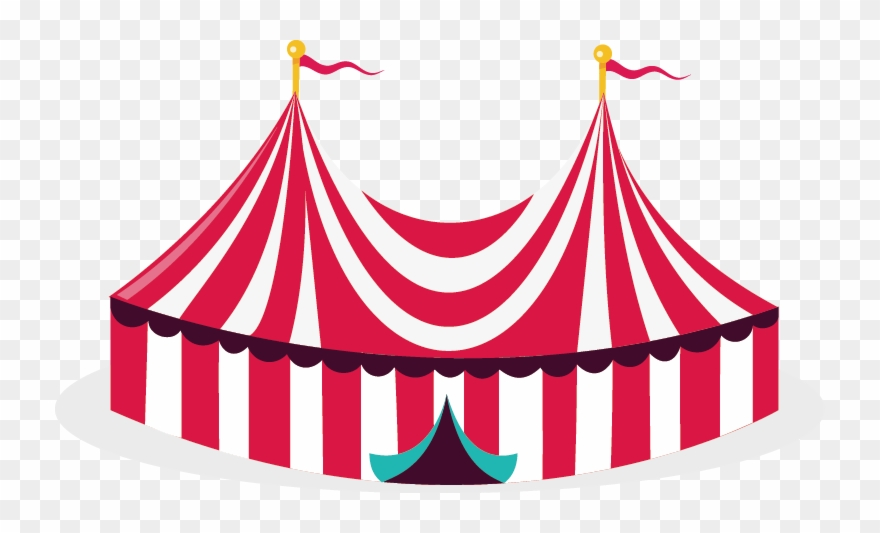 Circus Illustration Transprent Png Free.